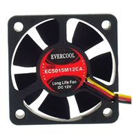 Evercool 50mm Thin Case Fan EC5015M12CA