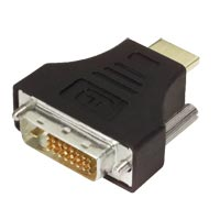 Vanco DVI-D Male to HDMI Male Adapter