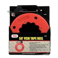 JMK-IIT Fish Tape Reel 50ft