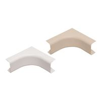 "Quest Technology 1"" Raceway Inside Corner Accessory 2 Pack"