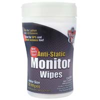 Falcon Dust-off Junior Monitor Wipes 35 Count