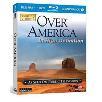 TOPICS Entertainment Over America Blu-Ray & DVD Combo Set