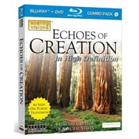 TOPICS Entertainment Echoes of Creation (Blu-Ray and DVD Combo pack)