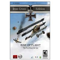 CompuExpert Rise of Flight: The First Great Air War - Iron Cross (PC)
