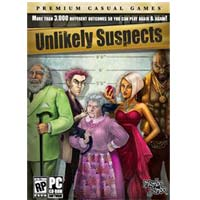 MumboJumbo Unlikely Suspects (PC)