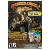 Tri Synergy Robinson Crusoe 2 and the Cursed Pirates (PC)