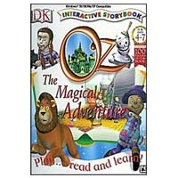 PC Treasures Oz: The Magical Adventure Interactive Storybook JC (PC)