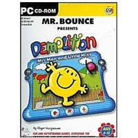 PC Treasures Mr. Men & Little Miss Mr Bounce Presents Demolition JC (PC)