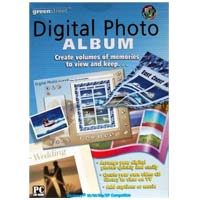 PC Treasures DIGITAL PHOTO ALBUM