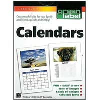 PC Treasures Green Label Calendars (OEM PC)