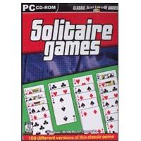 PC Treasures Solitaire Games - OEM (PC)