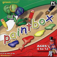 PC Treasures Junior Paintbox - OEM (PC)