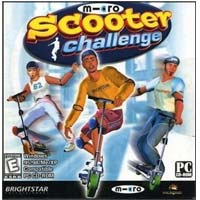 PC Treasures Micro Scooter Challenge JC (PC)