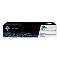 HP CE311A LaserJet Cyan Toner Cartridge