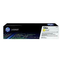 HP CE312A LaserJet Yellow Toner Cartridge