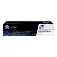 HP CE313A LaserJet Magenta Toner Cartridge