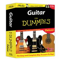 eMedia Guitar For Dummies Deluxe (PC)