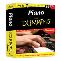 eMedia Piano Fore Dummies Deluxe (PC / MAC)