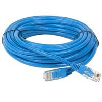 Inland Cat 5e Cables 3 ft Blue 5 Pack