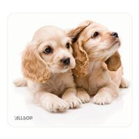 Allsop Mouse Pad Puppies