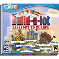 Cosmi Build-a-Lot 3: Passport to Europe (PC)