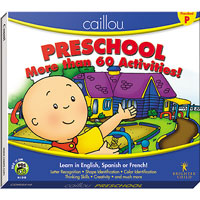 Cosmi Caillou Preschool (PC / MAC)