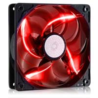 Cooler Master SickleFlow 120mm Red LED Fan