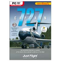 Just Flight 727 Captain (PC)