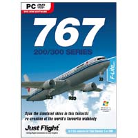 Just Flight 767 -200/300 Series for FSX (PC)