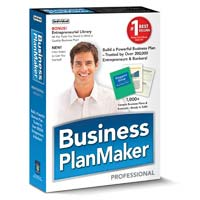 Individual Software Business PlanMaker Professional 12 (PC)