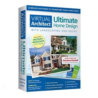 Nova Development HGTV Ultimate Home Design with Landscaping & Decks 3.0 (PC)