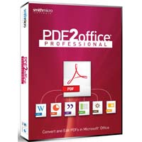 Smith Micro PDF2Office Professional (MAC)