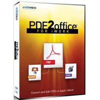 Smith Micro PDF2Office for iWork (Mac)