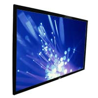 "Elite Screens 106"" Sable Frame Series Screen"