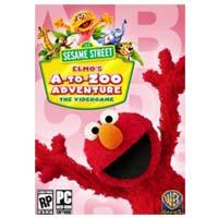Time Warner Sesame Street: Elmo's A-to-Zoo Adventure (PC)