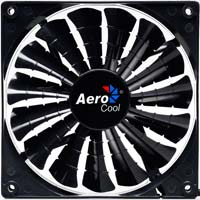 Aerocool Shark Black Edition 120mm Case Fan