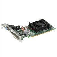 EVGA GeForce 210 1024MB DDR3 PCIe 2.0 x16 Low Profile-Ready Video Card