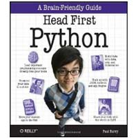 O'Reilly HEAD FIRST PYTHON