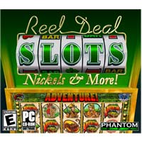 Phantom EFX Reel Deal Slots Nickels & More JC (PC)