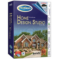 Encore Software Punch! Home & Landscape Design w/ NexGen Technology (PC)