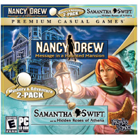 MumboJumbo Sam Swift/ Nancy Drew 2 Pack (PC)