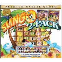 MumboJumbo Slingo 2 Pack (PC)