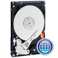 "WD WD Blue 320GB 7,200 RPM SATA 6.0Gb/s 3.5"" Internal Hard Drive WD3200AAKX - OEM"