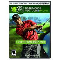 Electronic Arts Tiger Woods Online - 4 Month Membership Card (PC / MAC)