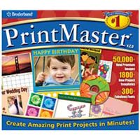 Encore Software Printmaster 2.0 JC (PC)