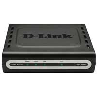 D-Link DSL-520B ADSL2+ Ethernet Modem