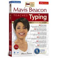 Software MacKiev Mavis Beacon Teaches Typing - 2011 Ultimate Mac Edition