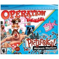 Encore Software Pictureka and Operation JC(PC)