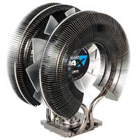 Zalman CNPS9900MAX-R 135MM Fan CPU Cooler - Red LED