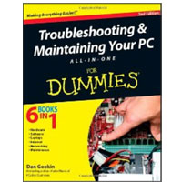 Wiley Troubleshooting and Maintaining Your PC All-in-One For Dummies, 2nd Edition